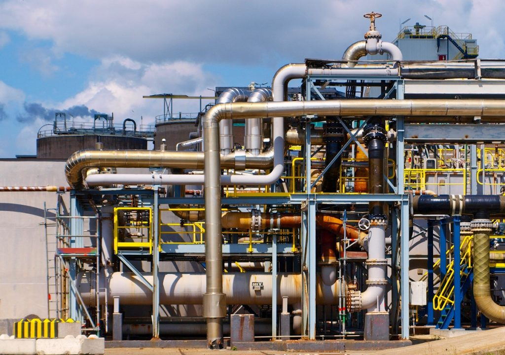 uzdatnianie wody przemysłowej